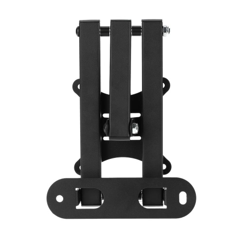 YC-TV 140 TV Wall Mount Flat Panel Fixed Mount Flat Screen Bracket with 100 * 100 Mounting  Holes Distance Loading Capacity 15kg for 14-23in Screen LCD LED TV