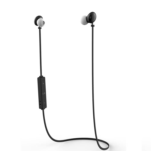 Sport Bluetooth Headset  In-ear Wireless Stereo Bluetooth 4.1+EDR Headphone Hands-free with Mic Voice Prompt Music  Earphone with Earhook for Exercise Running Black for iPhone 6s iPhone 6Plus Tablet PC NoteBook LaptopWireless bluetooth headphone<br>Sport Bluetooth Headset  In-ear Wireless Stereo Bluetooth 4.1+EDR Headphone Hands-free with Mic Voice Prompt Music  Earphone with Earhook for Exercise Running Black for iPhone 6s iPhone 6Plus Tablet PC NoteBook Laptop<br><br>Blade Length: 9.2cm