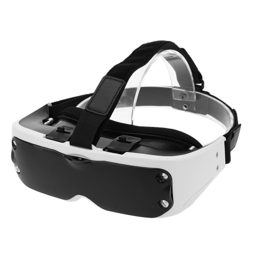 VR EYES V1 VR Virtual Reality Glasses 3D VR Box Headset 3D Movie Game Universal for Android iOS Smart Phones within 5.0 to 5.5 Inches