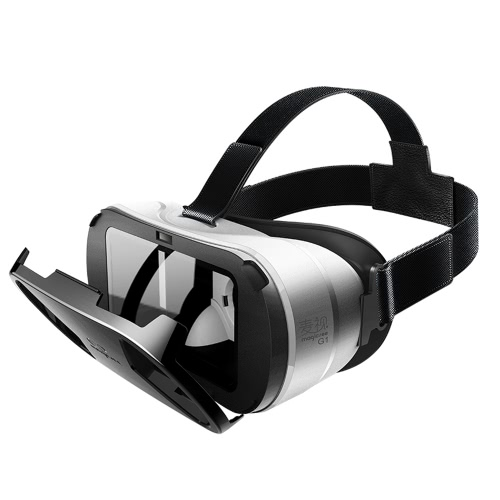 Magicsee G1 Virtual Reality Glasses 3D VR BOX Headset 3D Movie VR Games Head-mounted Display Universal for Android iOS Smart Phones within 4.7 to 6.0 Inches V2235