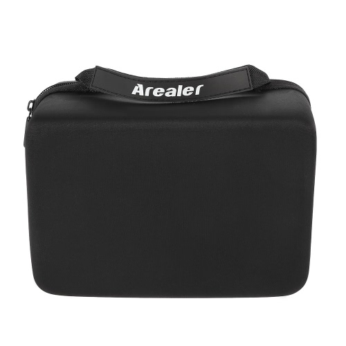 Arealer Storage Case for Samsung Gear VR Headset Other VR All-in-one Machine VR Box Virtual Reality Headset Gaine 3D Glasses Portable Case