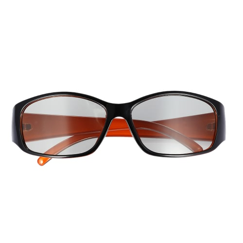 PH0039 3D Glasses Passive Circular Polarized for Polarized TV Real D 3D Cinemas for SHARP SAMSUNG Panasonic V1747