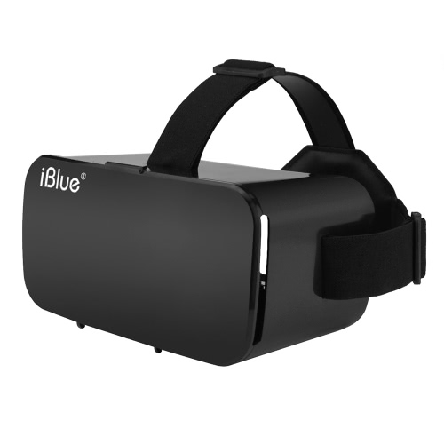 Virtual Reality Glasses 3D VR Box Glasses Headset for Android iOS Windows Smart Phones with 4-6.5'' inches
