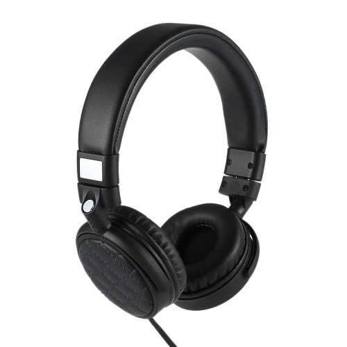 ULDUM Professional Gaming Headphone Over Ear Stereo Gaming Headset Built-in Microphone with 3.5mm Plug Noise Cancellation & Wonderful Sound Effect Mu V1528