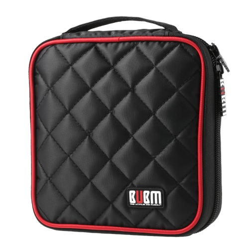 BUBM CDs/DVDs Storage Bag 32 Disc Case CD DVD Wallet with Protecting Pad Storage Organizer Travel CD / DVD Bag BlueOther Consumer Electronics<br>BUBM CDs/DVDs Storage Bag 32 Disc Case CD DVD Wallet with Protecting Pad Storage Organizer Travel CD / DVD Bag Blue<br><br>Blade Length: 17.0cm