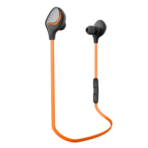 Buy Astrotec BX50B Wireless Bluetooth HiFi Headphone 4.1 In-ear Sport Earphone Hands-free Headset Mic Orange Android / iOS Windows Phone Tablet PC Laptop Bluetooth-enable Devices