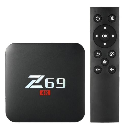 Z69 Smart Android 6.0 TV Box 2GB / 16GB EU PlugSmart Android TV Player Box<br>Z69 Smart Android 6.0 TV Box 2GB / 16GB EU Plug<br><br>Blade Length: 19.8cm