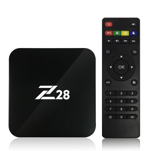 Z28 Android 7.1 TV Box RK3328 2G + 16G EU PlugSmart Android TV Player Box<br>Z28 Android 7.1 TV Box RK3328 2G + 16G EU Plug<br><br>Blade Length: 17.5cm