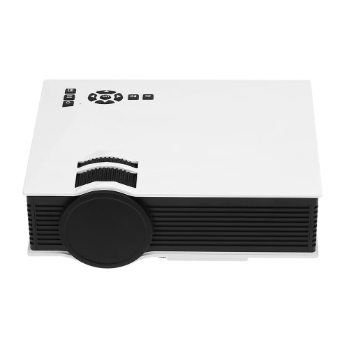 UC46 LED Projector 1200 Lumens 800 * 480 800 : 1 Contrast Ratio White UK PlugUC46 LED Projector 1200 Lumens 800 * 480 800 : 1 Contrast Ratio White UK Plug<br><br>Blade Length: 29.8cm