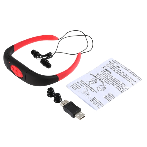 8GB Sport MP3 Player Super Waterproof IPX8