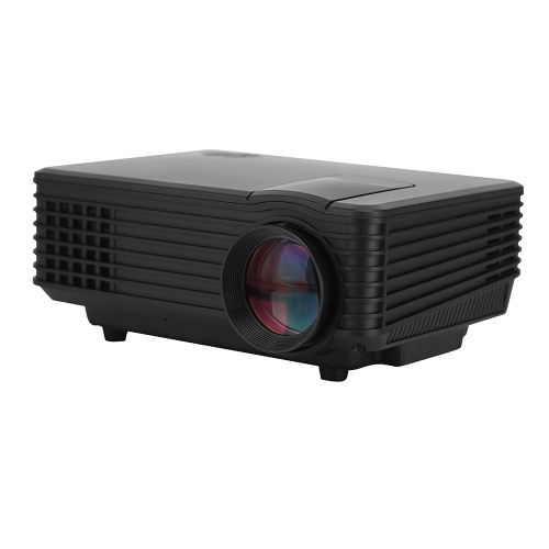 RD-805 Full Color 100 LED Projector 800 Lumens 1080P 1000 : 1 Contrast Ratio Projection Machine with HD VGA AV USB Remote Controller for NoteBook Laptop Tablet PC Smartphone EU PlugRD-805 Full Color 100 LED Projector 800 Lumens 1080P 1000 : 1 Contrast Ratio Projection Machine with HD VGA AV USB Remote Controller for NoteBook Laptop Tablet PC Smartphone EU Plug<br><br>Blade Length: 29.0cm