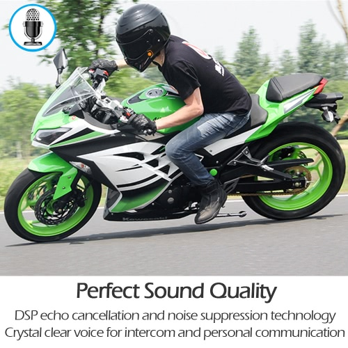 BT-S2 Motorcycle Helmet Bluetooth Intercom Wireless Interphone with Headphone 1000M Intercom Distance FM Waterproof Hands-free with Mic for Smart Phones  Bluetooth-enabled Devices EU PlugWireless bluetooth headphone<br>BT-S2 Motorcycle Helmet Bluetooth Intercom Wireless Interphone with Headphone 1000M Intercom Distance FM Waterproof Hands-free with Mic for Smart Phones  Bluetooth-enabled Devices EU Plug<br><br>Blade Length: 16.8cm