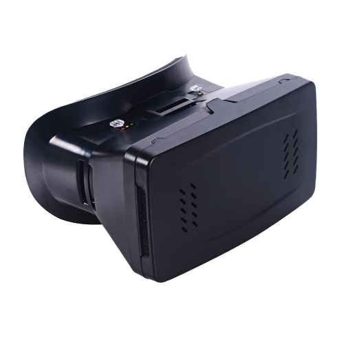 "Portable Plastic Version 3D VR Glasses  Virtual Reality DIY 3D Video VR Glasses with Magnetic Switch Hand Belt for All 3.5 ~ 6.0"" Smart Phones"