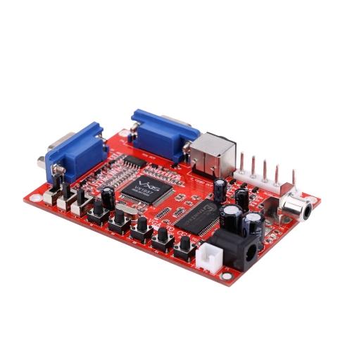 Buy Portable GBS-8100 VGA CGA / CVBS S-VIDEO High Definition Converter Arcade Game Video Board