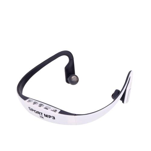 Portable Sport Wireless TF FM Radio Headset
