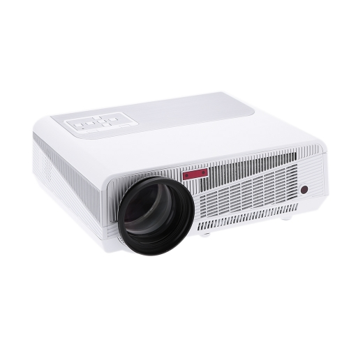 Buy LED-86 + Portable Full HD 1080P Projector 3000Lumens Contrast Ratio 2000:1 HDMI VGA USB Business Education Personal Entertainment Home Theater