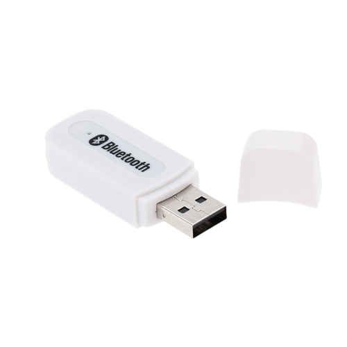 Mini Portable Usb 3 5mm Aux Wireless Bluetooth Music Audio Receiver Adapter Car Aux Home Audio System kopen