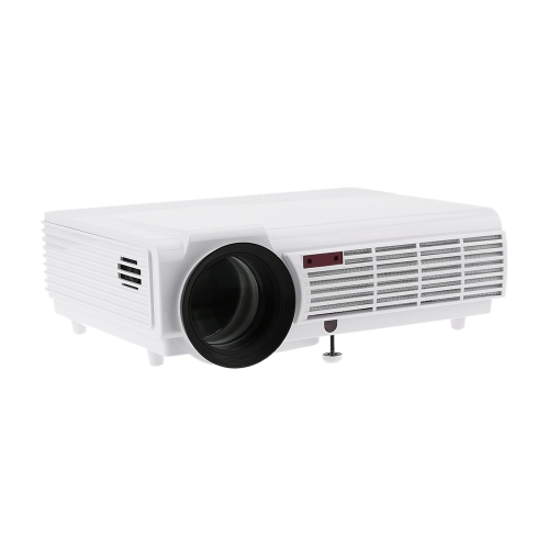 Buy LED-96+ Portable Full HD 1080P Projector 3000 Lumens Contrast Ratio 2000:1 HDMI VGA USB Business Education Personal Entertainment Home Theater