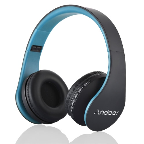 Andoer LH-811 Stereo Bluetooth Headset 4 in