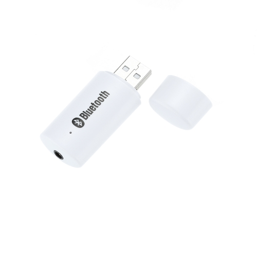 Mini Portable USB 3.5mm Audio Wireless Bluetooth Music Audio Receiver Adapter Car Stereo Home Audio SystemBluetooth Receivers<br>Mini Portable USB 3.5mm Audio Wireless Bluetooth Music Audio Receiver Adapter Car Stereo Home Audio System<br><br>Blade Length: 13.0cm