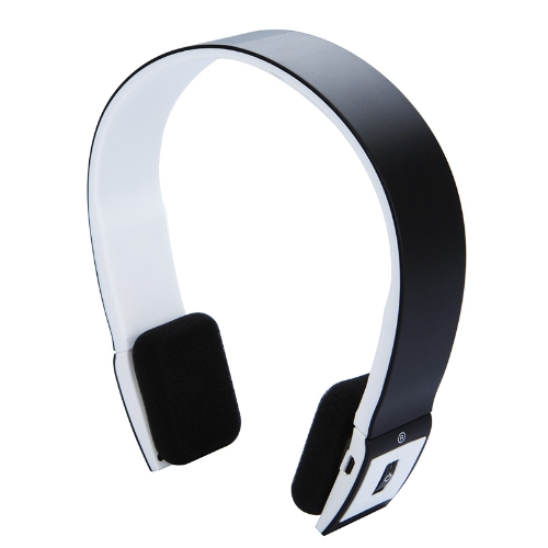 2.4G Wireless Bluetooth V3.0 + EDR Headset Headphone with Mic for iPhone iPad Smartphone Tablet PC V497B