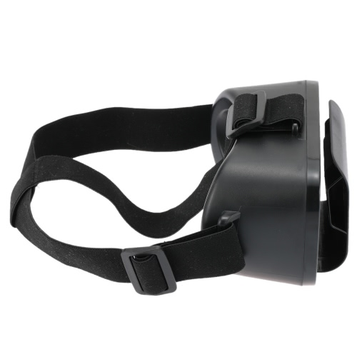 Universal Virtual Reality 3D Video Glasses Headband 2D to 3D Film Converter for 4~6in Smartphones for iPhone Samsung