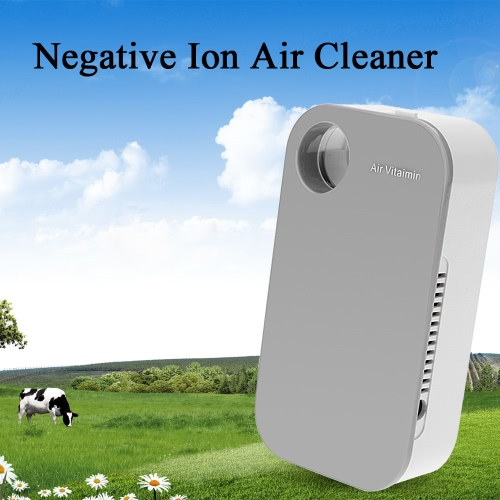 Mini Air Purifier Cleaner Negative Ion Home Purification Ionizer