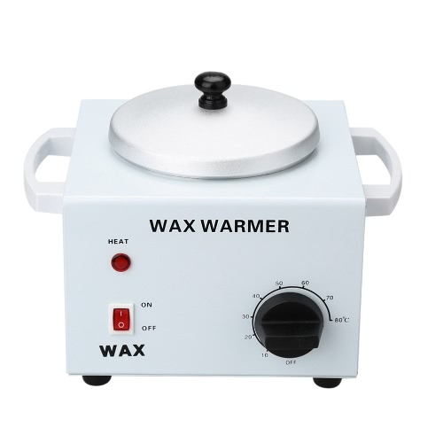 Wax Warmer Depilatory Hair Removal Paraffin Waxing Heater Machine 110V US Plug W821
