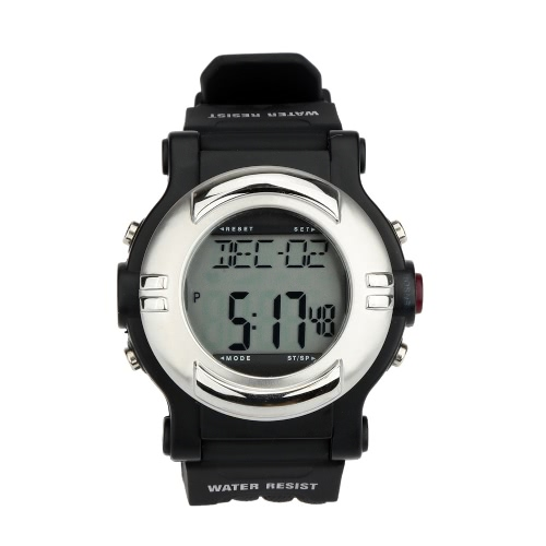 Men Women Sports Watch Exercise Fitness Calorie