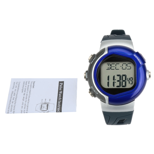 Heart Rate Monitor Exercise Fitness Watch Calorie