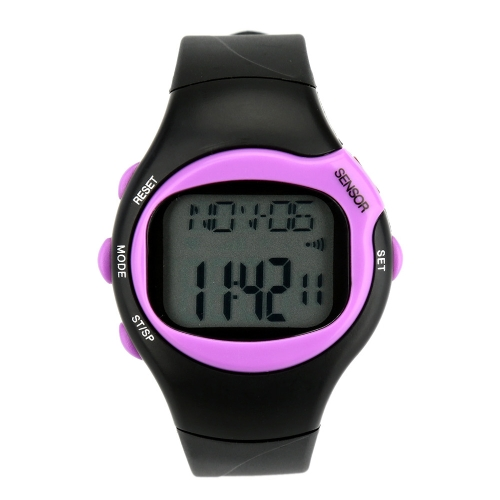 Men Women Pulse Watch Heart Rate Monitor