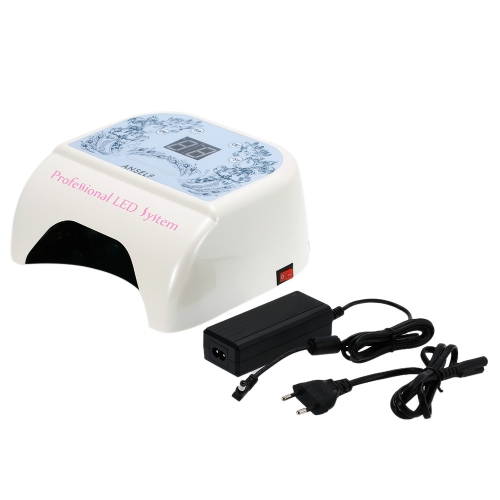Anself 100-240V 48W LED Pro Nail Dryer Curing Lamp Machine With LCD Display Touch Sensor For Nail Art Polish Gel Curing Salon Tool EU PlugNail Dryers<br>Anself 100-240V 48W LED Pro Nail Dryer Curing Lamp Machine With LCD Display Touch Sensor For Nail Art Polish Gel Curing Salon Tool EU Plug<br><br>Blade Length: 27.0cm
