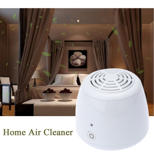 Portable Air Purifier Cleaner Refrigerator Ozone Generator Odor Remove