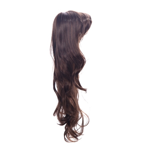 70cm Fashion Long Curly Wavy Womens Hair Cosplay Party Wig BrownFashion Wigs<br>70cm Fashion Long Curly Wavy Womens Hair Cosplay Party Wig Brown<br><br>Blade Length: 25.0cm
