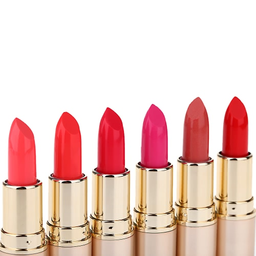 High Quality Lipstick Women Beauty Professional Cosmetic Makeup Matte W612-3