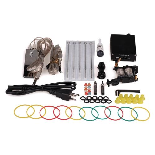 Buy Complete Tattoo Kit Equipment 1 Machine Liner Shader