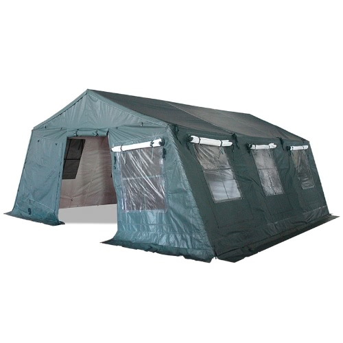 Insulated Tent  Double Sided Camping Shelter Military