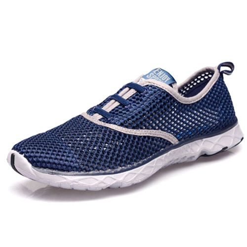 Men Outdoor Breathable Sports Casual Shoes Water