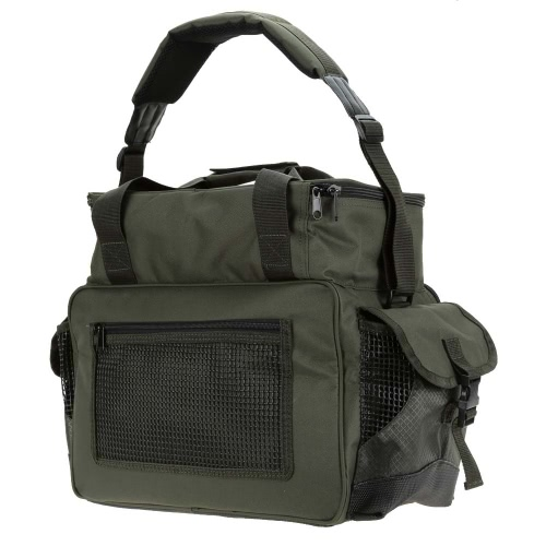 Outdoor Lure Bag Fishing Tackle Bag Multifunctional Fishing Bait Bag