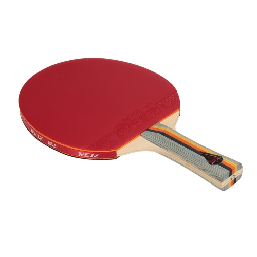 ?1pcs Sports Ping Pong Paddle Racket Long/Short Handle Dual-side Shake-hand Pen-hold Looping-style Table Tennis Racket Bat with Case Pouch for Loop PlayerTable Tennis&amp; Others<br>?1pcs Sports Ping Pong Paddle Racket Long/Short Handle Dual-side Shake-hand Pen-hold Looping-style Table Tennis Racket Bat with Case Pouch for Loop Player<br><br>Blade Length: 27.0cm