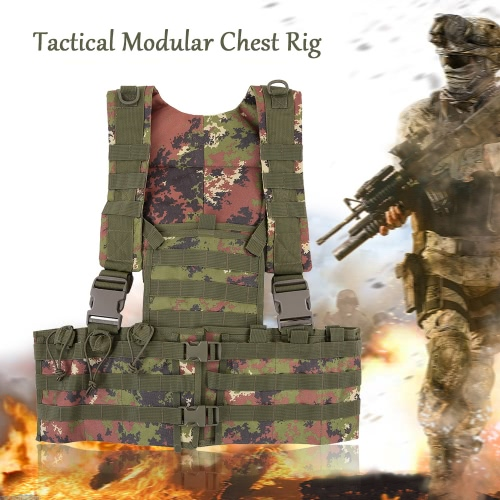 Docooler Military Tactical Modular Chest Rig Hunting Vest Paintball Airsoft Wargame Protective Vest ArmorOthers<br>Docooler Military Tactical Modular Chest Rig Hunting Vest Paintball Airsoft Wargame Protective Vest Armor<br><br>Blade Length: 30.0cm