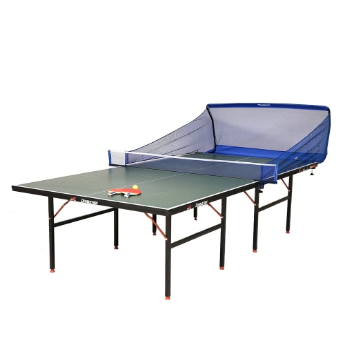 TOMSHOO Table Tennis Catch Net Ping Pong Ball Training Catch Net Collector Trainer Robot Table Tennis Practice Training MachineTable Tennis&amp; Others<br>TOMSHOO Table Tennis Catch Net Ping Pong Ball Training Catch Net Collector Trainer Robot Table Tennis Practice Training Machine<br><br>Blade Length: 31.0cm