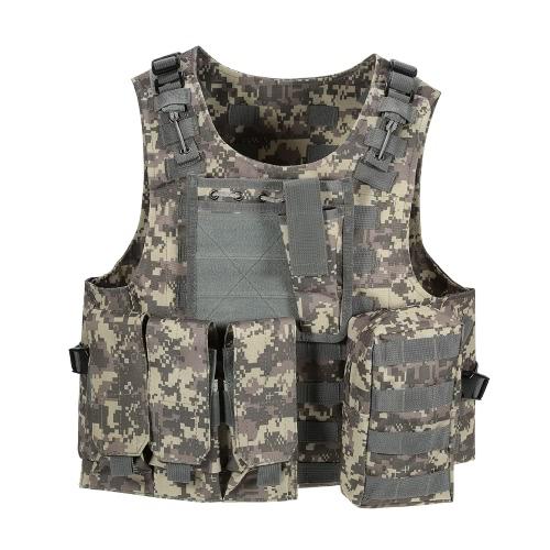 Outdoor Vest Body Molle Jacket CS Jungle EquipmentOthers<br>Outdoor Vest Body Molle Jacket CS Jungle Equipment<br><br>Blade Length: 50.0cm