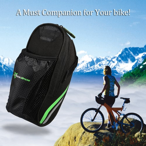 ROCKBROS Cycling Bicycle MTB Road Folding Bike Cycle Rear Back Saddle Bag Seat Bag Pack CarrierBag Supplies<br>ROCKBROS Cycling Bicycle MTB Road Folding Bike Cycle Rear Back Saddle Bag Seat Bag Pack Carrier<br><br>Blade Length: 24.0cm