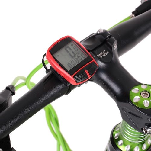 15 Functions Backlight Wireless Cycle Bicycle Bike Computer Speedometer Odometer Cycling Riding FitnessBike Computer<br>15 Functions Backlight Wireless Cycle Bicycle Bike Computer Speedometer Odometer Cycling Riding Fitness<br><br>Blade Length: 15.3cm