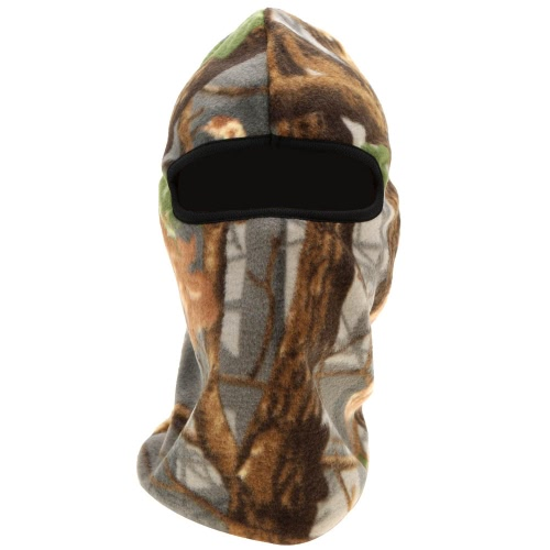 Outdoor Winter Thermal Camouflage Full Face Mask for CS WarGame Airsoft Tactical Games Y1917-5