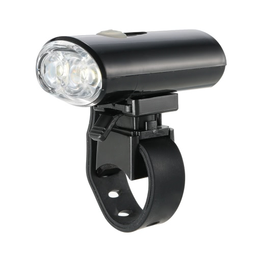 USB Rechargeable LED Bicycle Head Light Bike Front Light Lamp MTB Bicycle Cycling Light Headlight Headlamp 3 ModesBicycle Lights<br>USB Rechargeable LED Bicycle Head Light Bike Front Light Lamp MTB Bicycle Cycling Light Headlight Headlamp 3 Modes<br><br>Blade Length: 12.0cm