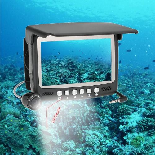 4.3 Digital Color TFT Monitor 8 Infrared LED 800TVL HD Underwater Fishing Camera 30M Cable Fish Finder Night VisionTools &amp; Equipment<br>4.3 Digital Color TFT Monitor 8 Infrared LED 800TVL HD Underwater Fishing Camera 30M Cable Fish Finder Night Vision<br><br>Blade Length: 21.5cm