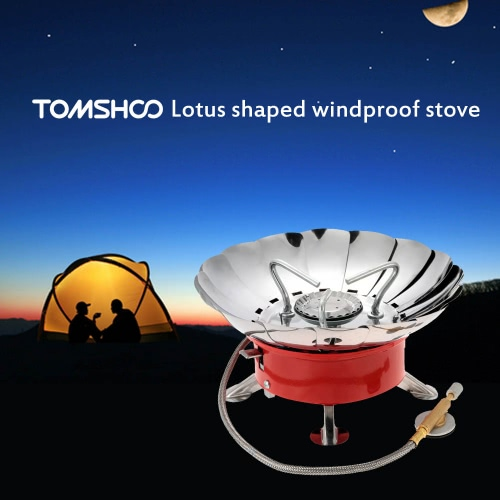 TOMSHOO 2800W Outdoor Portable Collapsible Windproof Camping Backpacking Gas Stove Camping Equipment for Flat Butane Gas CartridgeOutdoor Appliances<br>TOMSHOO 2800W Outdoor Portable Collapsible Windproof Camping Backpacking Gas Stove Camping Equipment for Flat Butane Gas Cartridge<br><br>Blade Length: 14.5cm