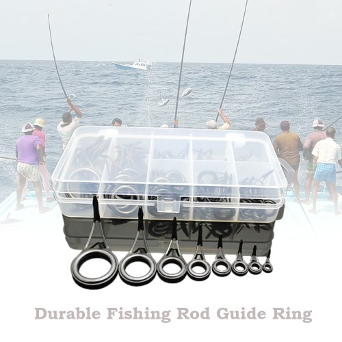 Tip repair usa for Fishing rod guide repair